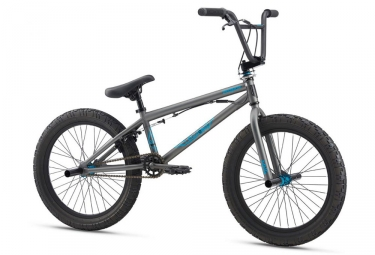 BMX Freestyle Mongoose Legion L20 Gris 2017