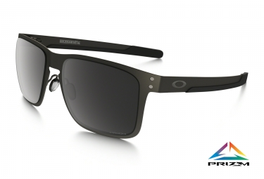 OAKLEY Sunglasses Holbrook Metal Matte Gunmetal/Prizm Black Polarized Ref OO4123-0655