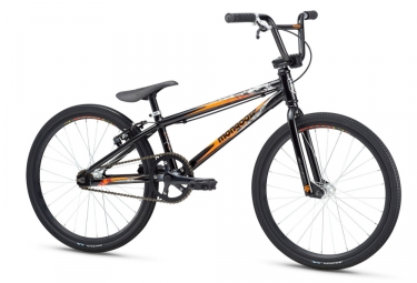 bmx race mongoose title expert noir orange 2017