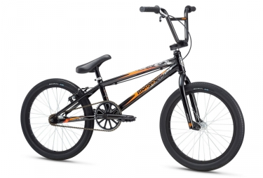 Bmx race mongoose title pro noir orange 2017