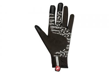 gants hiver femme castelli scudo noir l