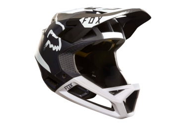 Casco Integral Fox Proframe Moth Blanc / Noir