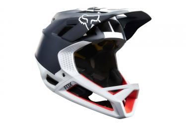Casco Integral Fox Proframe Libra Blanc / Noir / Rouge