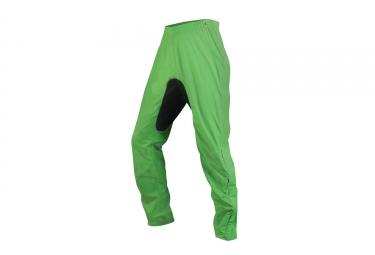 pantalon impermeable endura hummvee vert m