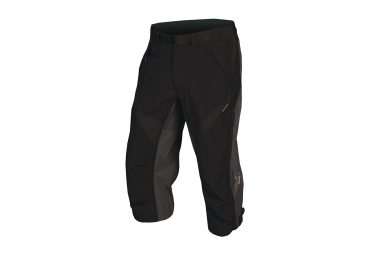 endura short 3 4 mt 500 spray baggy noir m