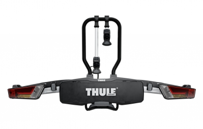 Thule EasyFold XT 2 Bikes Hitch Mounted Carrier 13 pin