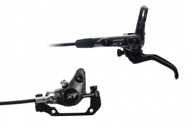 Shimano XT M8000 Front Disc Brake without disc (Resin Pads)