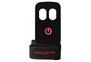 EXCELLERATOR GYM GRIPS Black