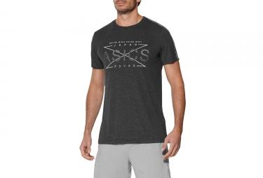 Asics GPX Short Sleeves Jersey Black