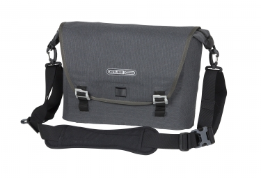 sac bandouliere ortlieb reporter bag urban line gris