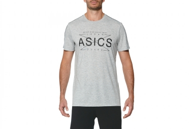 Asics GPX Short Sleeves Jersey Grey