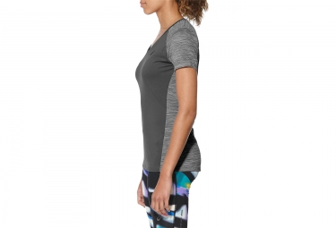 Asics Fuzex Women Short Sleeves Jersey Grey