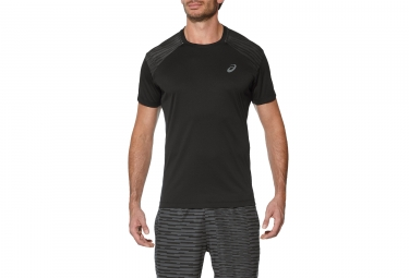Asics Fuzex Short Sleeves Jersey Black