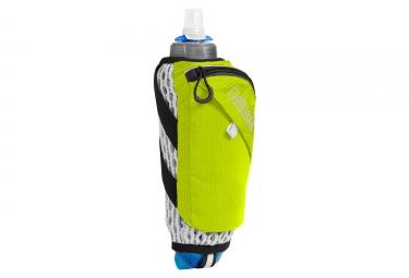 Bouteille à Main Camelbak Ultra Handheld Quick Stow 500 ml Vert jaune
