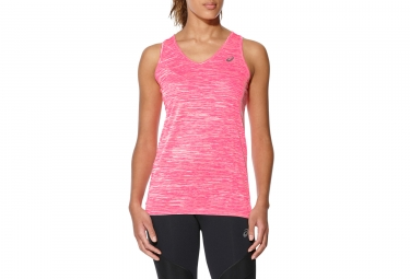 Asics Fuzex Layering Women Tank Top Pink