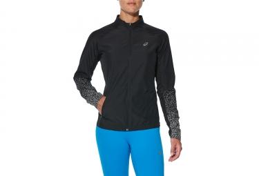 Asics Lite Show Long Sleeves Jacket Black