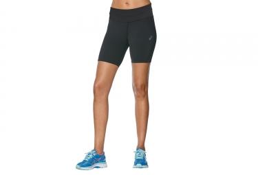 cuissard running femme asics race sprinter noir xl