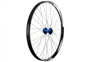 roue avant hope tech 35w pro 4 27 5 boost 15x110mm bleu