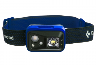 Image of Lampe frontale black diamond spot 200 lumens denim bleu