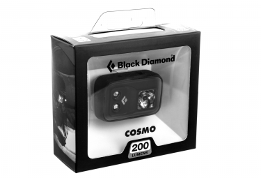 Lampe Frontale BLACK DIAMOND COSMO 160 Lumens Noir