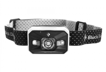 BLACK DIAMOND Headlamp STORM Aluminium