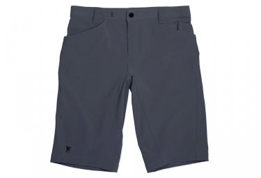 Chrome Union Short Grey