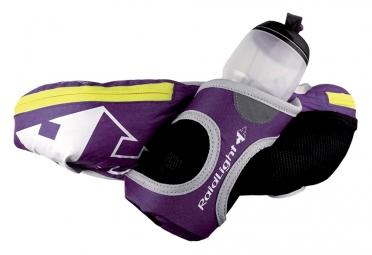 ceinture d hydratation raidlight fast 800 evo femme violet