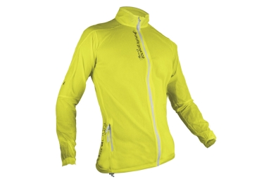 Raidlight UltraLight Women's Jacket Yellow