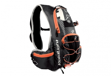 sac a dos raidlight trail xp 6 8 evo black orange