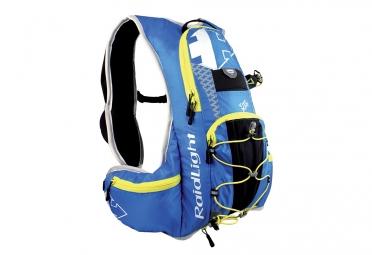 sac a dos raidlight trail xp 6 8 evo bleu