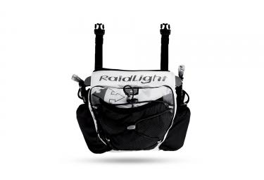 Sacoche Frontale d´Hydratation Raidlight Pack Avant Ultra 4L Noir Blanc