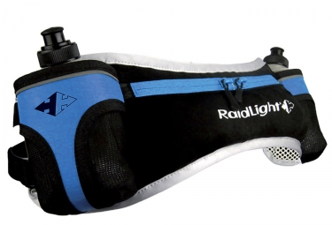 ceinture d hydratation raidlight pack marathon evo 2 flask 300ml noir bleu