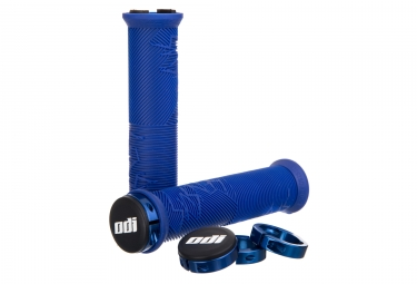 Odi X Sensus Disisdaboss Grip Blue Lock-On Blue