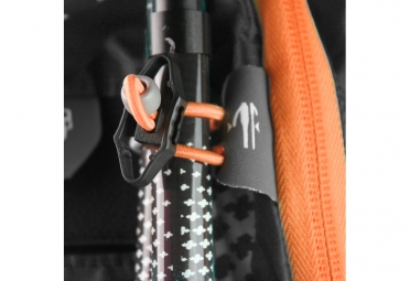 sac a dos raidlight trail xp evo 14l noir orange