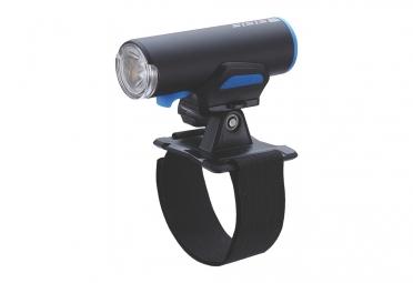 Eclairage Avant BBB ScoutCombo LED 200 Lumens Noir