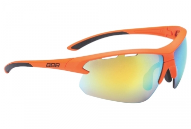 Paire de lunettes bbb impulse orange