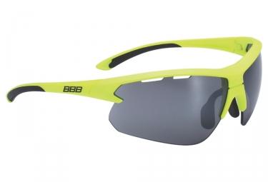 paire de lunettes bbb impulse jaune