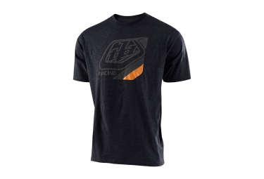 t shirt troy lee designs precision gris l
