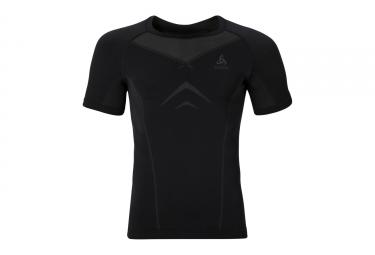 Short Sleeves Baselayer ODLO 2017 Evolution Light Black