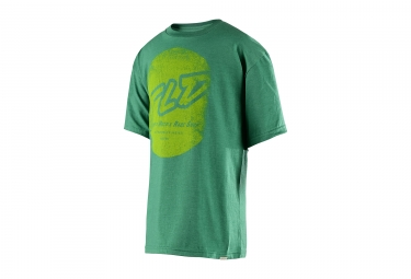 T-Shirt Enfant Troy Lee Designs Stomp Vert