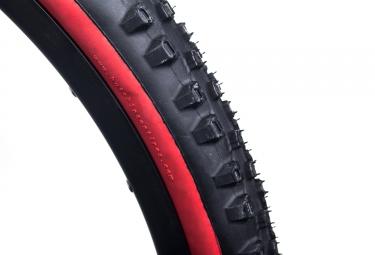 hutchinson pneu vtt toro 26 hardskin raceripost tl ready souple noir rouge 2 15