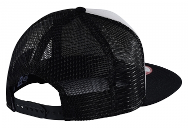 casquette troy lee designs keep steppin argent