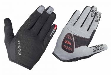 Paire de gants longs gripgrab shark noir xxl