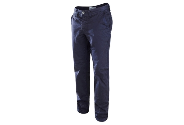 Pantalon Troy Lee Designs Caliper Chino Bleu