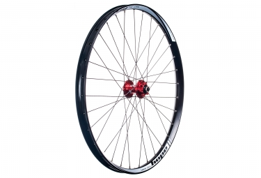 Roue avant hope tech 35w pro 4 27 5 9 15x100mm rouge