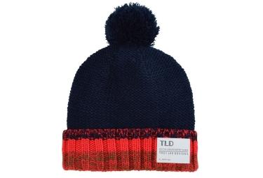 bonnet troy lee designs blender bleu rouge