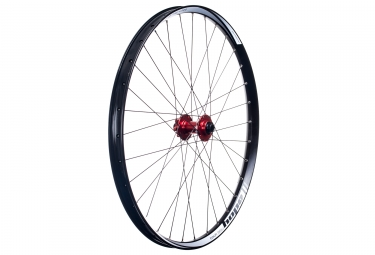 Roue avant hope tech 35w pro 4 27 5 boost 15x110mm rouge
