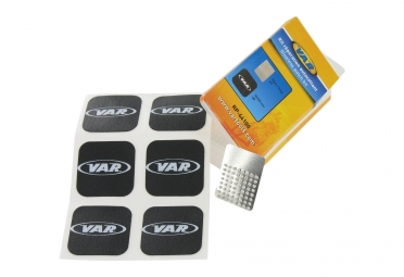 Bidon à Outils Var CA-15710 500ml avec outils Noir