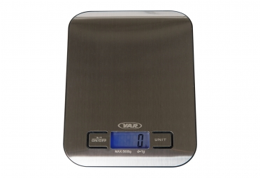 Var DV-71800 Balance Max 5000g Brushed steel