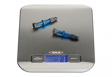 Balance d'atelier digitale Var DV-71800 Max 5000g Acier brossé